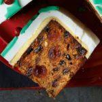 Fruitcake christmas recipe