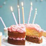 Super-easy birthday cake