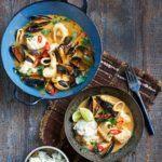 Thai shellfish pot