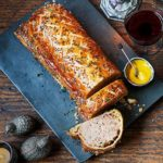 Toulouse sausage roll