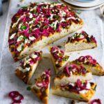 Turkish-style sharing bread